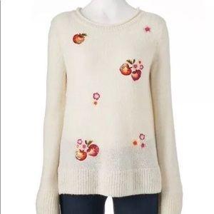 NWT Laren Conrad Snow White Sweater!!